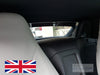 Jaguar F-Type Wind Deflector 2013-onwards Clear Perspex