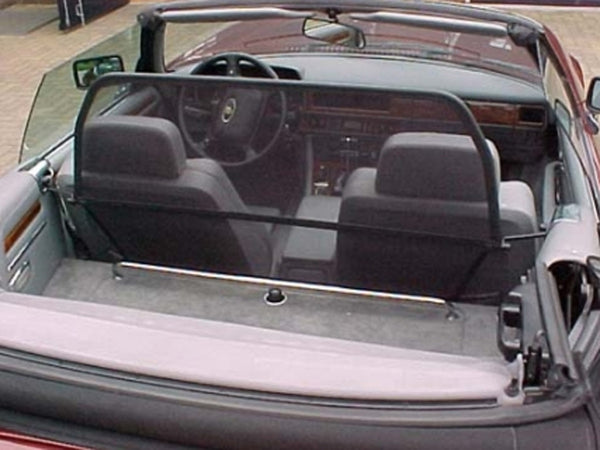 jaguar xjs 4 seater wind deflector 1991 1996 black