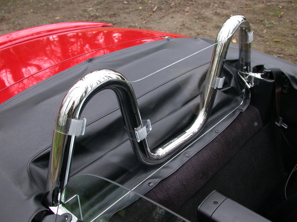 Mazda Mx5 Mk2 And Mk2 5 Wind Deflector 1998 2005 To Fit V