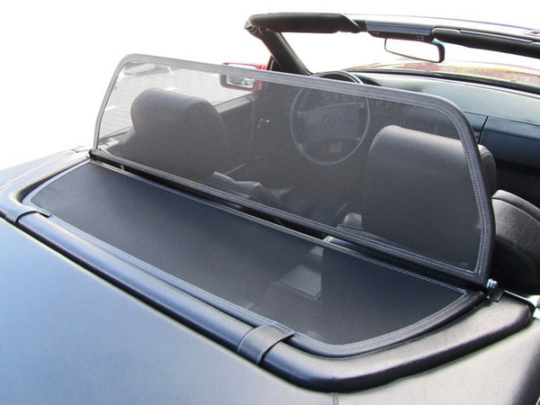 Mercedes SL R129 Wind Deflector 1989-2001 Mesh Black