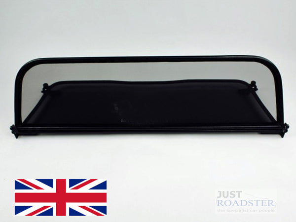 BMW Mini F57 (new model) Wind Deflector 2015-onwards Straight Mesh Black