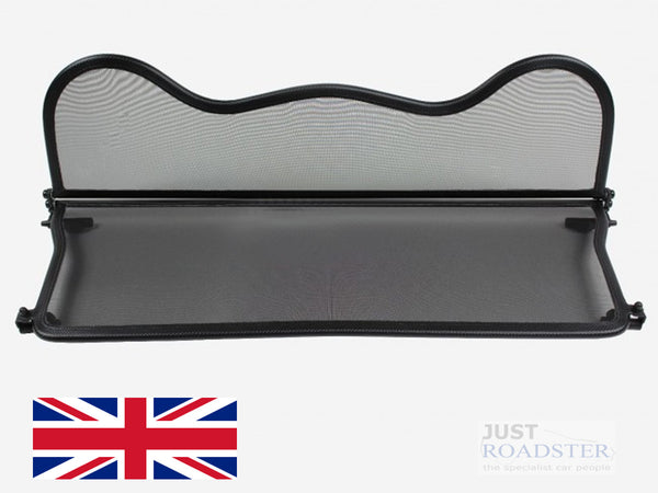BMW Mini F57 (new model) Wind Deflector 2015-onwards Curved Mesh Black