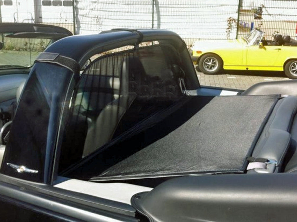 chrysler pt cruiser wind deflector 2005 2010 black