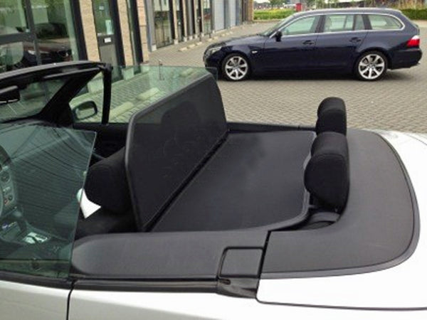 peugeot 306 wind deflector 1994 2003 black