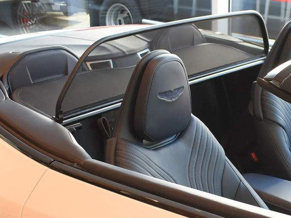 Aston Martin Volante DB11 Wind Deflector Mesh Black 2016-onwards