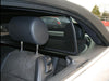 audi a4 2003 2009 black mesh wind deflector