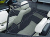 bmw 1 series e88 2008 2014 black mesh wind deflector