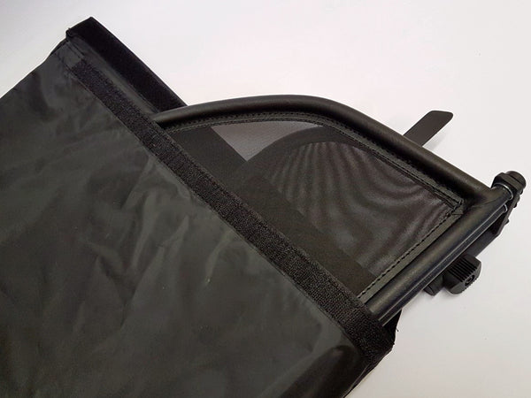 Wind Deflector Storage Bag for BMW E46 2000-2007