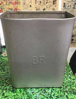 British Rail industrial vintage bin