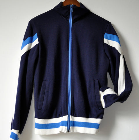German vintage tracksuit top