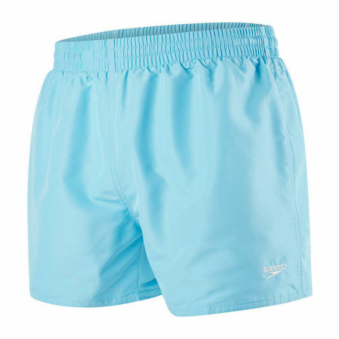 Fitted Leisure Watershort Blauw