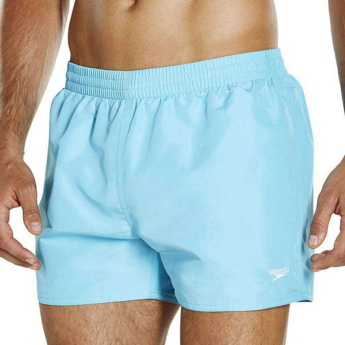 Fitted Leisure Watershort Blauw | Zwemmershop