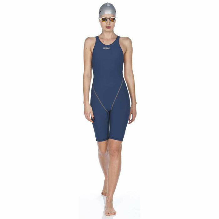 Dames Powerskin St. 2.0 Open back Navy