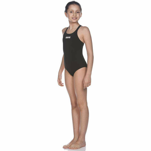 G Solid Swim Pro Junior Zwart - Wit