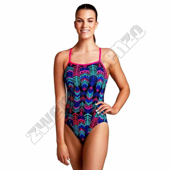 Funkita Ladies Single Strap Feather Duster