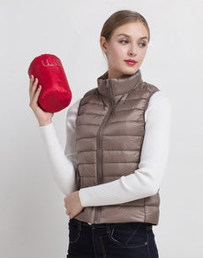 Sleeveless Windproof Giles Vest