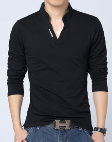 HOT SELL Slim Fit Collar Shirt | Grealz.com - Enjoy Free Shipping