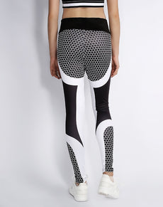 Patchwork Sporting Leggings | Grealz.com - Enjoy Free Shipping