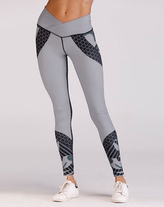 Hot Mesh Workout Leggings | Grealz.com - Enjoy Free Shipping