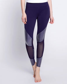 Mesh Breathable Fitness Leggings | Grealz.com - Enjoy Free Shipping