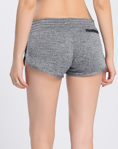 Slim Cotton Elastic Short