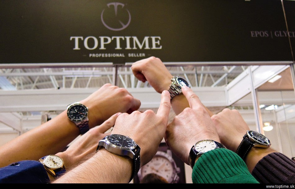 Freshmagazine - interview with Toptime owner