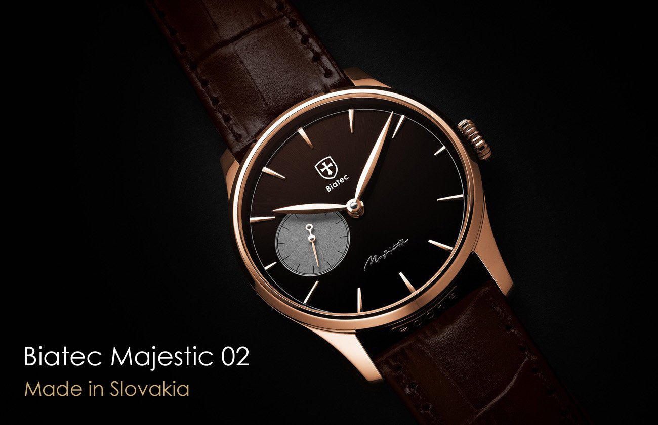 Biatec Majestic 02 - automatic wristwatch