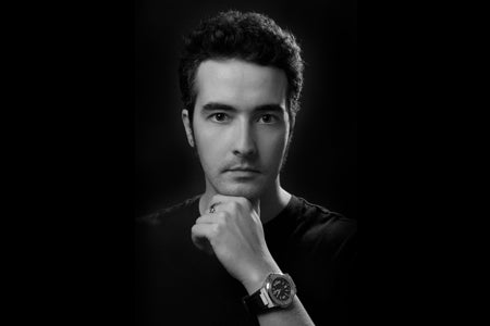 Rafael Simoes Miranda - founder of Dwiss watches
