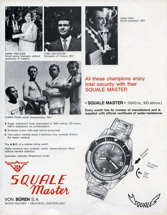 Squale history