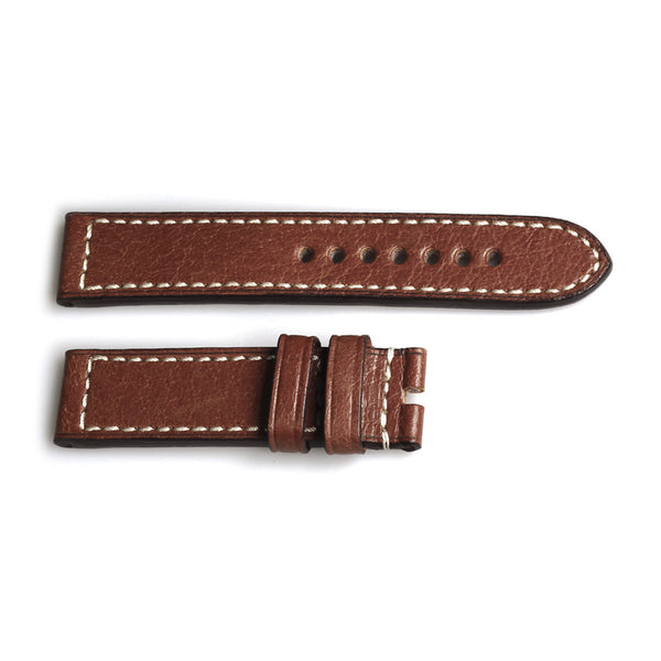 Steinhart leather strap tan, size M