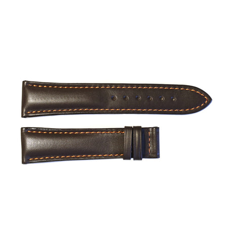 Steinhart leather strap brown for Racetimer size M
