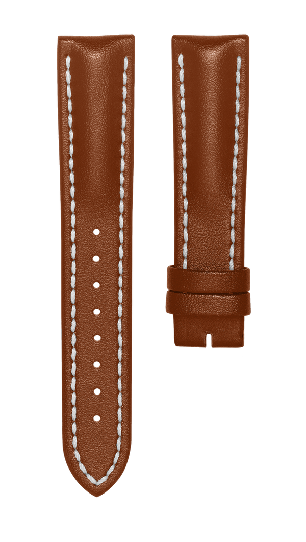 Leather strap for Biatec Corsair - light brown - no buckle