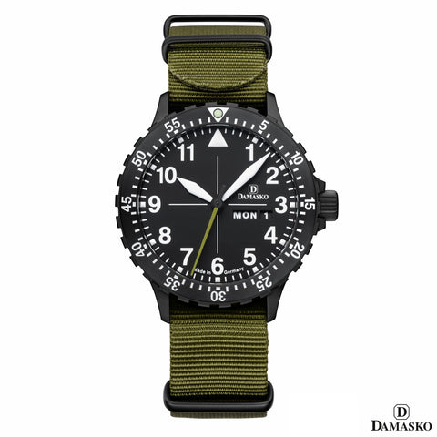 Damasko DH 1.0 Black