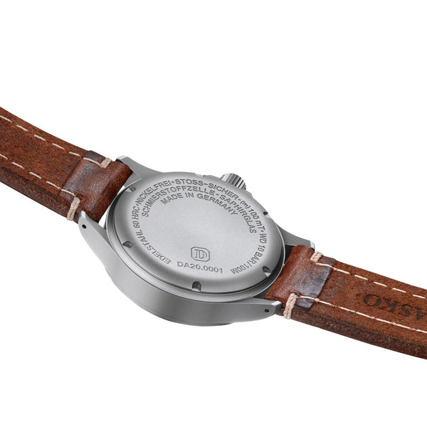 Damasko DA20 - leather strap