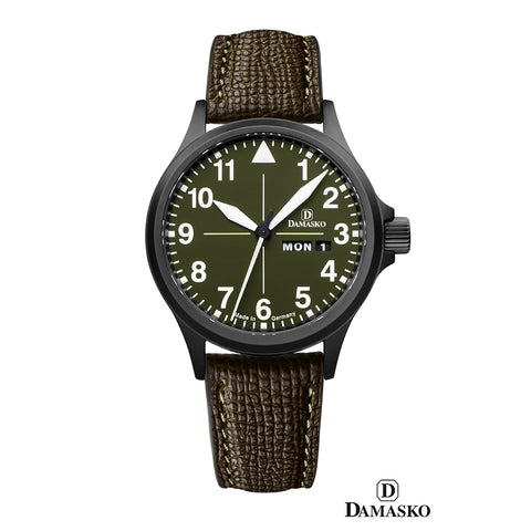 Damasko DH 2.0 black