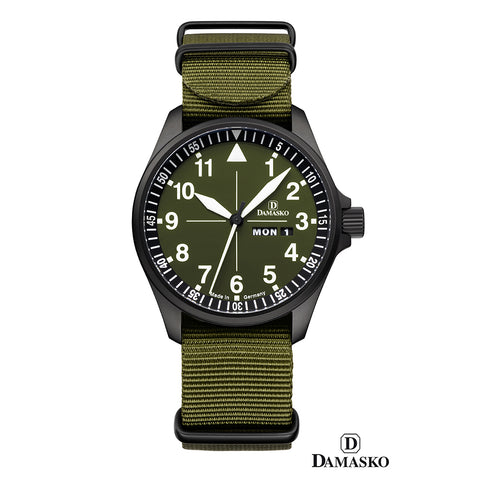 Damasko DH 3.0 black