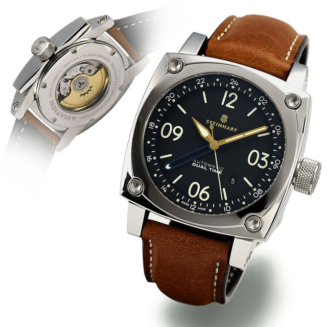 steinhart aviation dual time premium