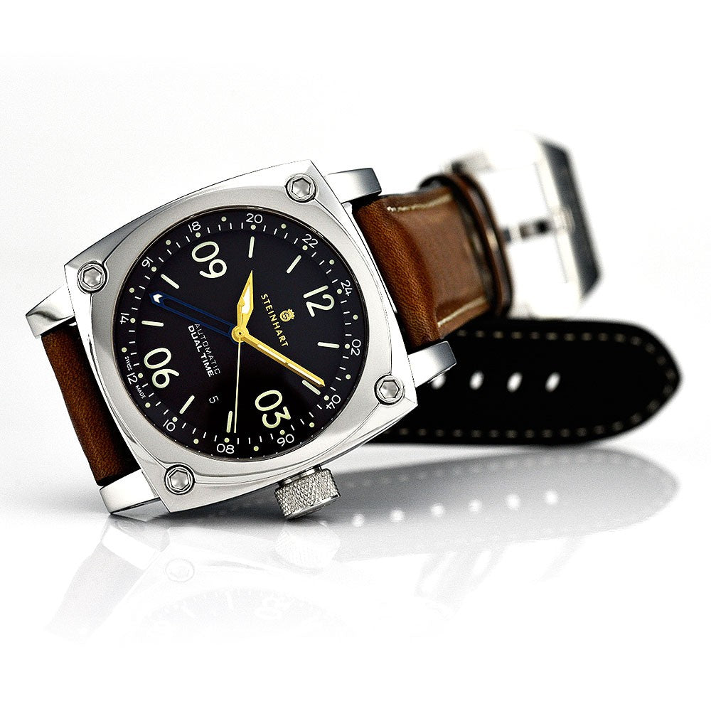 steinhart aviation dual time premiem