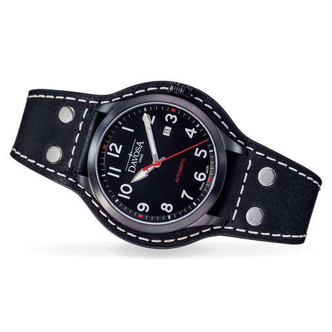 Davosa Axis automatic Black