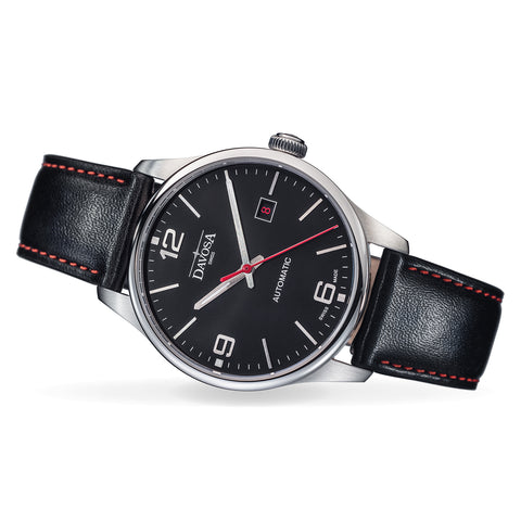 Davosa GENTLEMAN AUTOMATIC black