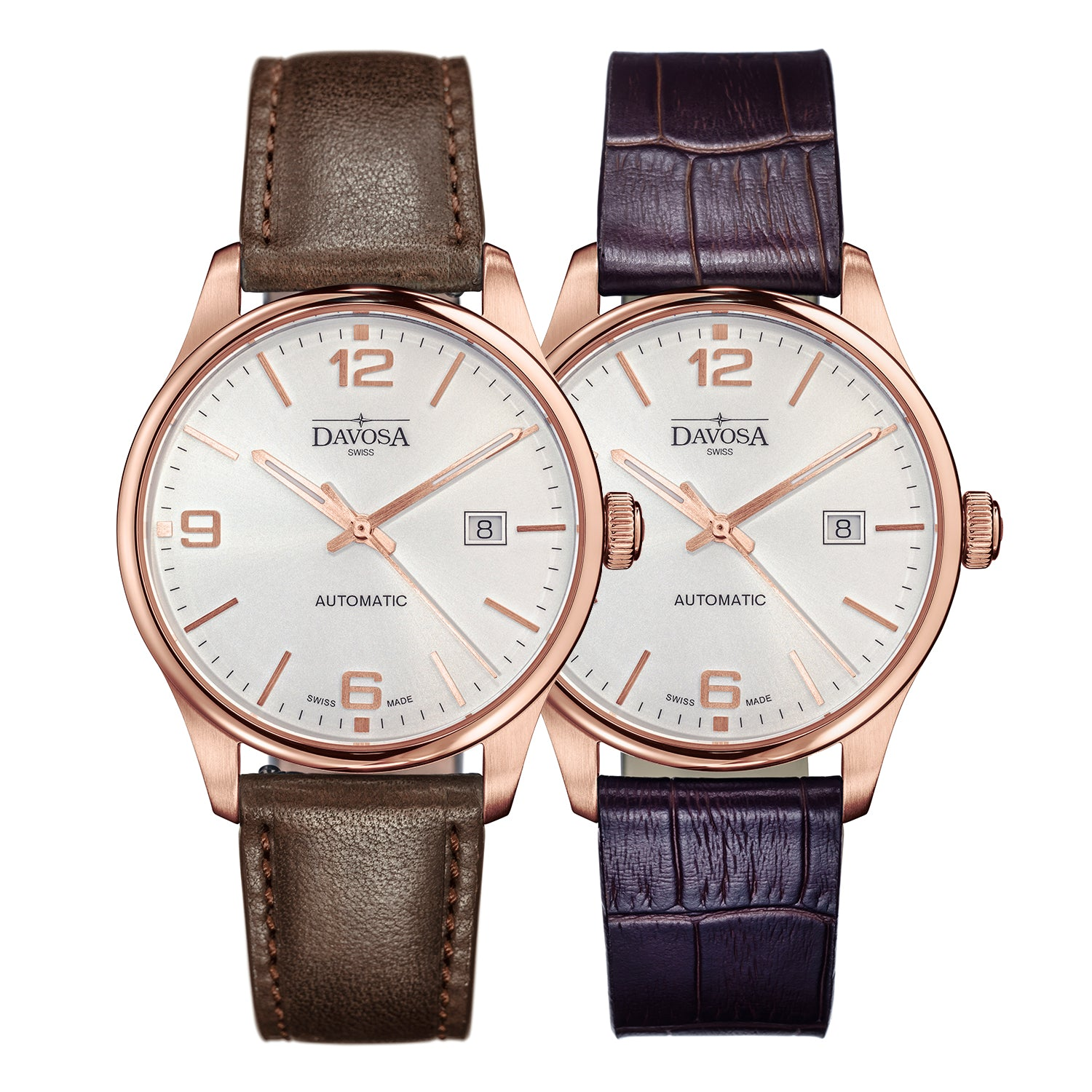 Davosa GENTLEMAN AUTOMATIC gold
