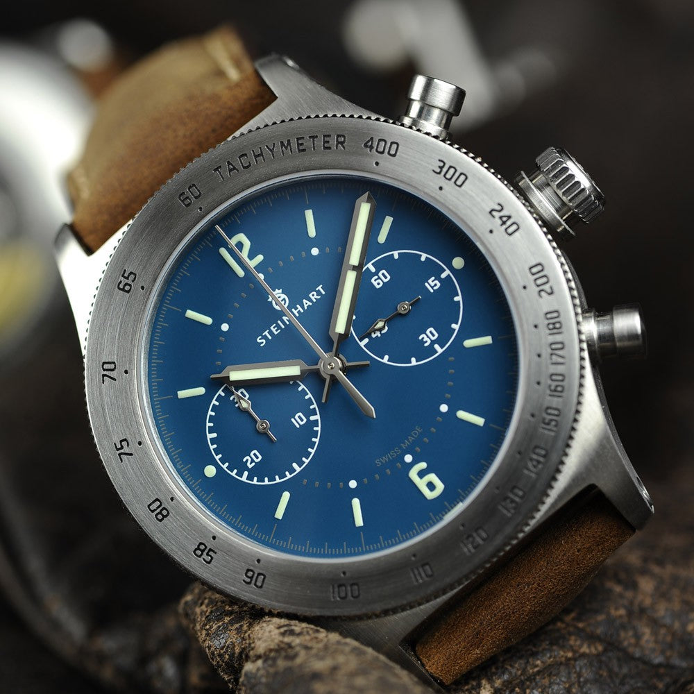 steinhart marine officer blue