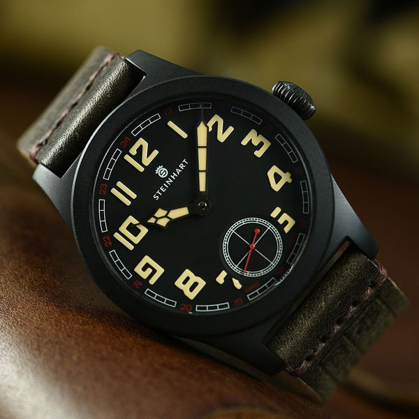 steinhart military 42 black