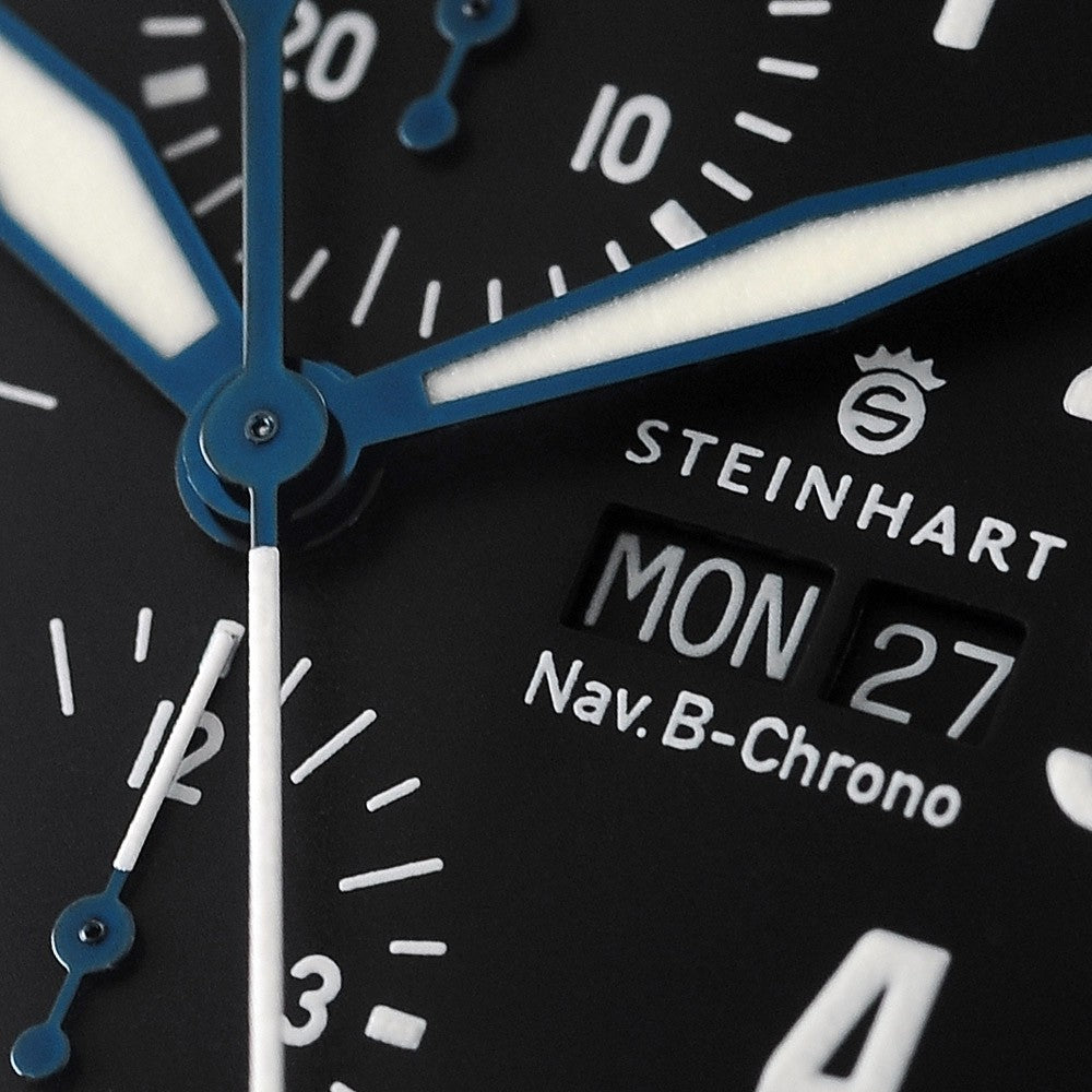 STEINHART Nav B-Chrono 47 mm