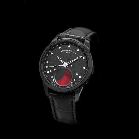 SCHAUMBURG - Blood Moon II BLACK PVD