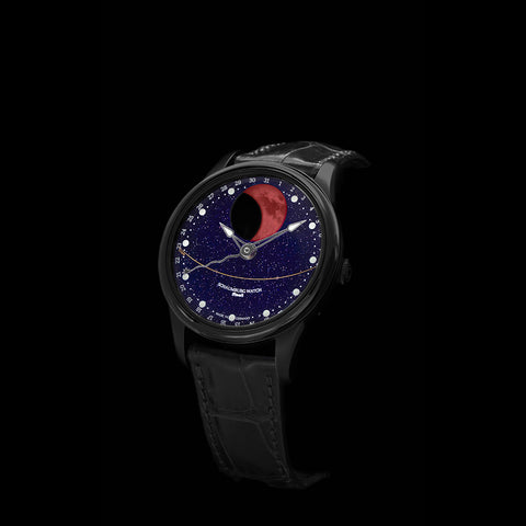 SCHAUMBURG - Blood Moon Galaxy Black PVD