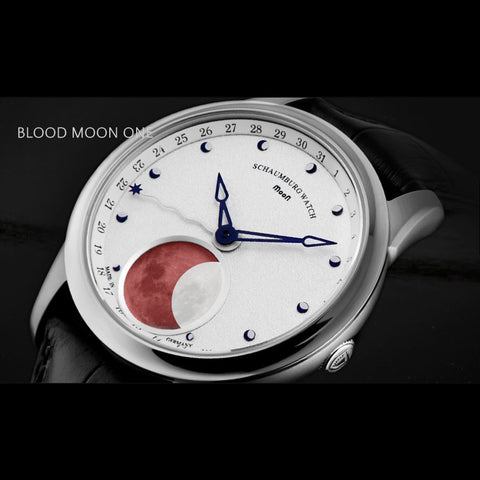 SCHAUMBURG - Blood Moon I