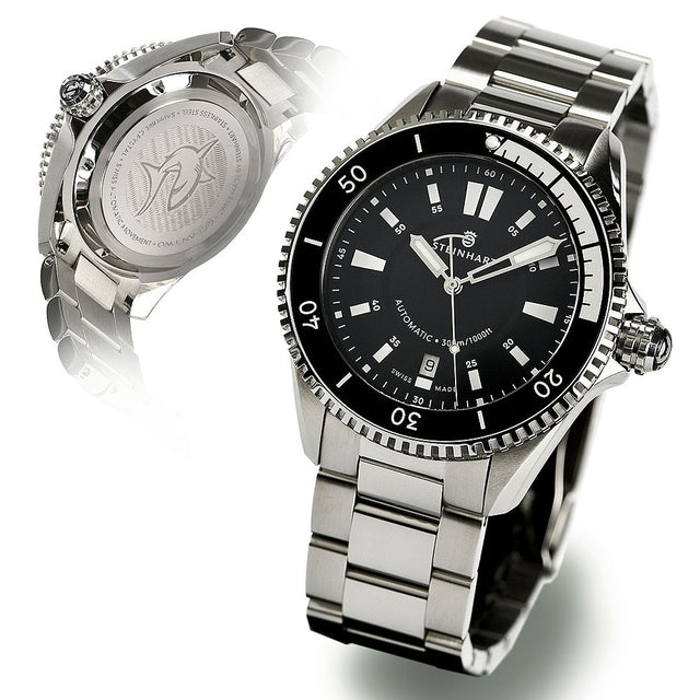 STEINHART OCEAN two black