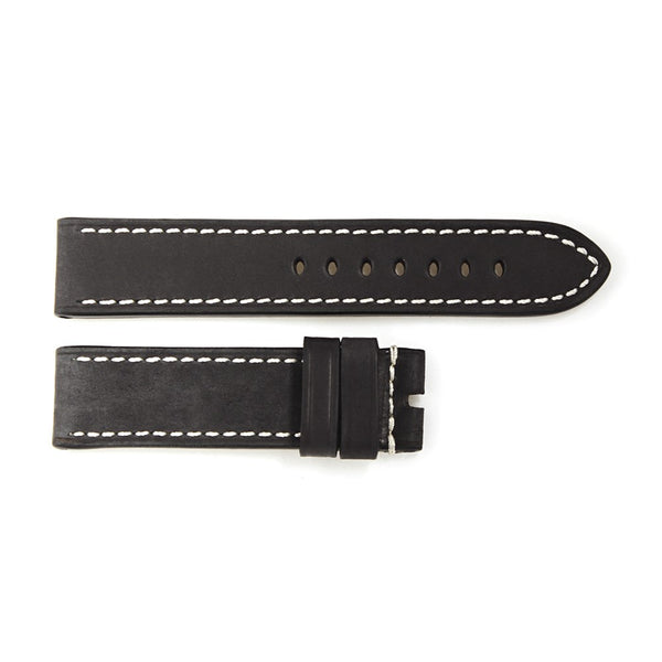 Strap black without rivets