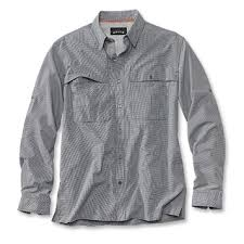 Orvis Trout Bum Open Air Casting Shirt